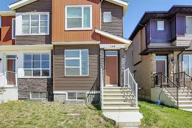 198 Cornerstone Avenue NE, Calgary, AB T3N 1G8 (#A1120087) :: Calgary Homefinders