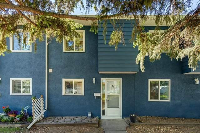 251 90 Avenue SE #46, Calgary, AB T2J 0A4 (#A1120094) :: Western Elite Real Estate Group