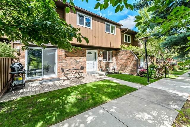 287 Southampton Drive SW #60, Calgary, AB T2W 2N5 (#A1120108) :: Calgary Homefinders