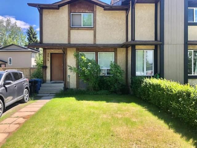 2419 146 Avenue SE, Calgary, AB T2J 5Y9 (#A1120118) :: Calgary Homefinders