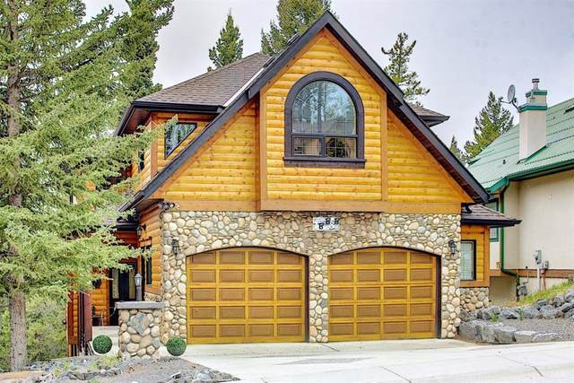 120 Eagle Terrace Road, Canmore, AB T1W 2Y5 (#A1120122) :: Calgary Homefinders