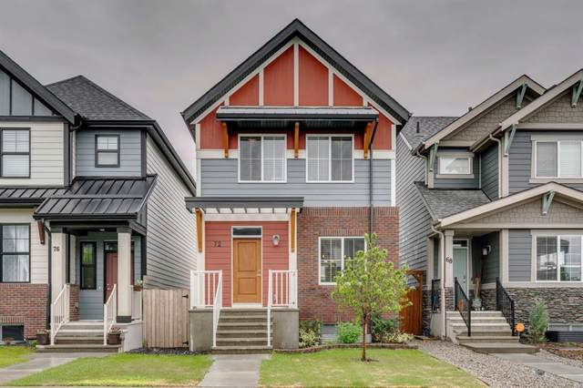 72 Masters Heights SE, Calgary, AB T3M 2M7 (#A1120134) :: Calgary Homefinders