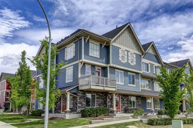 125 Panatella Way NW #1002, Calgary, AB T3K 0R9 (#A1120145) :: Calgary Homefinders