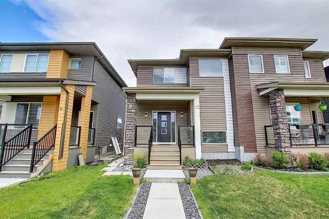 52 Cornerstone Avenue NE, Calgary, AB T3N 1G6 (#A1120152) :: Calgary Homefinders