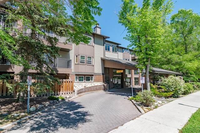 550 Westwood Drive SW #102, Calgary, AB T3C 3T9 (#A1120153) :: Calgary Homefinders