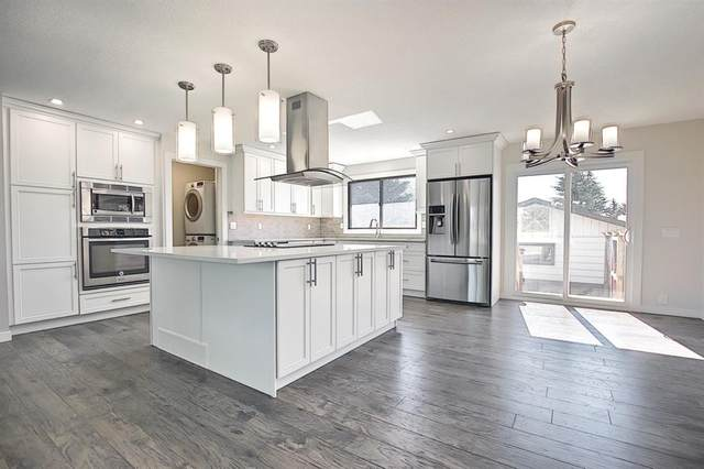143 Glenhill Drive, Cochrane, AB T4C 1H2 (#A1120154) :: Greater Calgary Real Estate