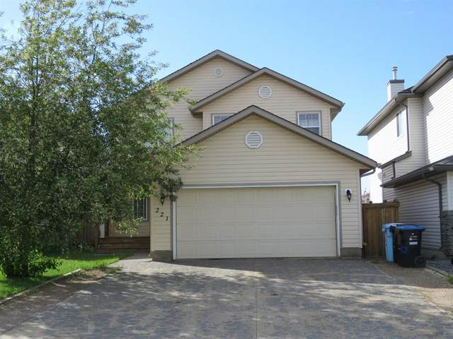 221 Archibald Close, Fort Mcmurray, AB T9K 2P4 (#A1120162) :: Calgary Homefinders