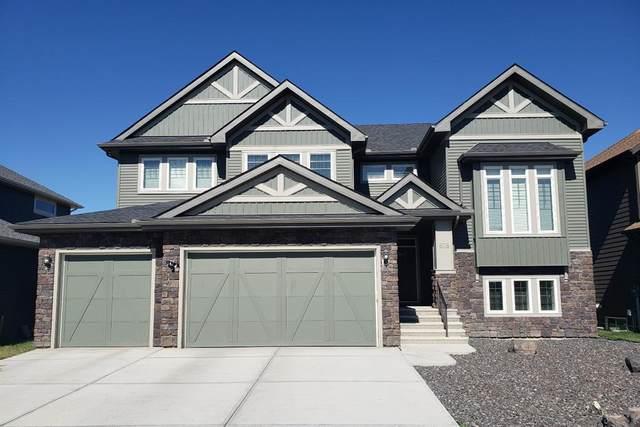608 Boulder Creek Close SE, Langdon, AB T0J 1X3 (#A1120166) :: Western Elite Real Estate Group