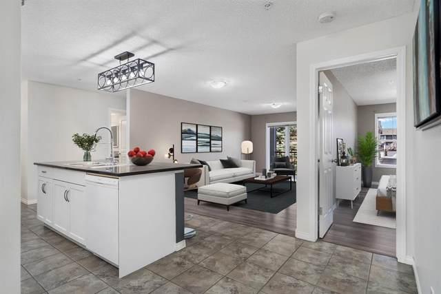 250 New Brighton Villas SE #103, Calgary, AB T2Z 0T8 (#A1120179) :: Calgary Homefinders