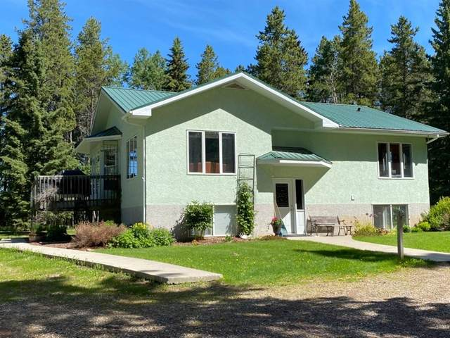 52014 Township Road 36-0, Rural Clearwater County, AB T0M 1X0 (#A1120197) :: Greater Calgary Real Estate