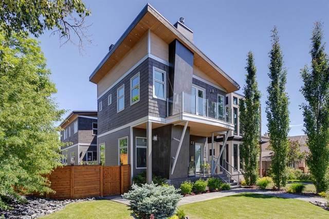4102 1A Street SW, Calgary, AB T2S 2V3 (#A1120206) :: Calgary Homefinders