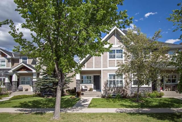 1016 Wentworth Rise SW, Calgary, AB T3H 5K1 (#A1120207) :: Calgary Homefinders