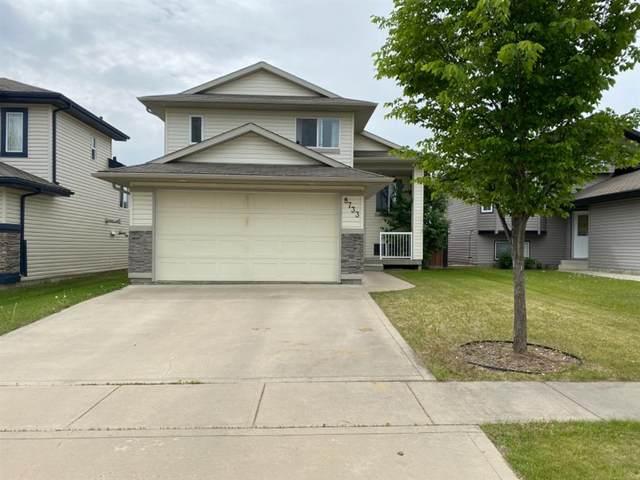 8733 65 Avenue, Grande Prairie, AB T8W 0A6 (#A1120208) :: Calgary Homefinders