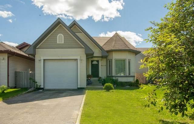 9437 Lakeland Drive, Grande Prairie, AB T8X 1N5 (#A1120221) :: Calgary Homefinders