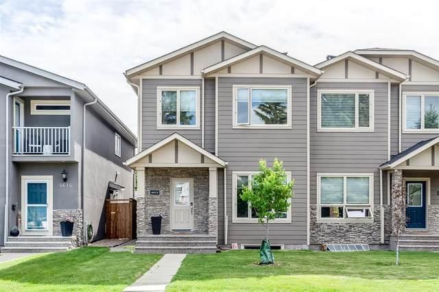4612 80 Street NW, Calgary, AB T3B 2P3 (#A1120225) :: Calgary Homefinders