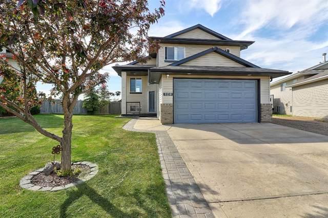 8238 115A Street, Grande Prairie, AB T8W 2R1 (#A1120235) :: Greater Calgary Real Estate