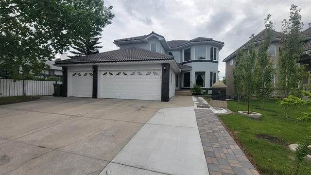 91 Arbour Lake Way NW, Calgary, AB T3G 3S8 (#A1120270) :: Western Elite Real Estate Group