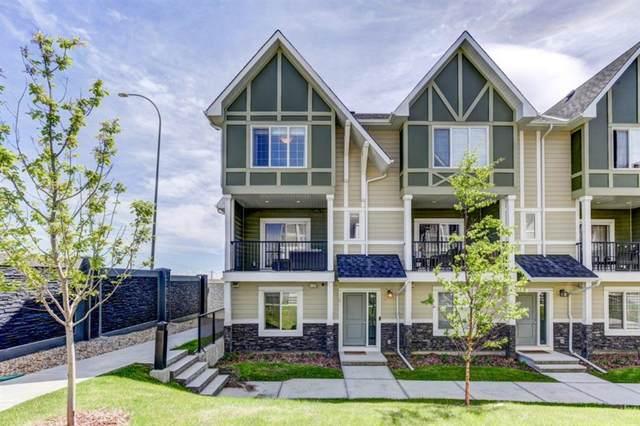 414 Nolanlake Villas NW, Calgary, AB T3R 0Z7 (#A1120288) :: Western Elite Real Estate Group