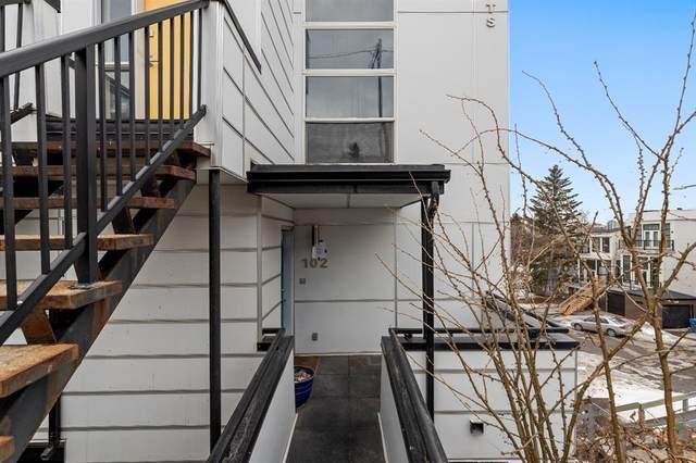 1800 26 Avenue SW #102, Calgary, AB T2T 1E1 (#A1120301) :: Calgary Homefinders
