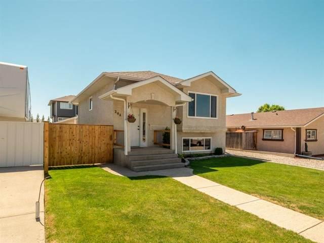 204 Spruce Drive, Coalhurst, AB T0L 0V0 (#A1120302) :: Greater Calgary Real Estate