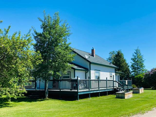 393051 Range Road 5-0, Rural Clearwater County, AB T0M 1H0 (#A1120311) :: Greater Calgary Real Estate