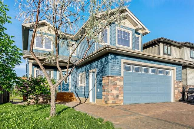 139 Falcon Green, Fort Mcmurray, AB T9K 0R8 (#A1120322) :: Calgary Homefinders