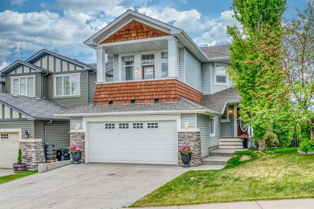 100 Hidden Creek Circle NW, Calgary, AB T3A 6J3 (#A1120326) :: Calgary Homefinders