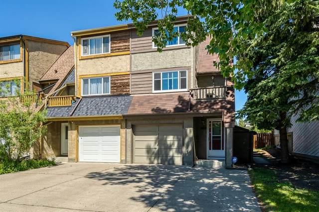 1514 Ranchlands Road NW, Calgary, AB T3G 1N1 (#A1120342) :: Calgary Homefinders