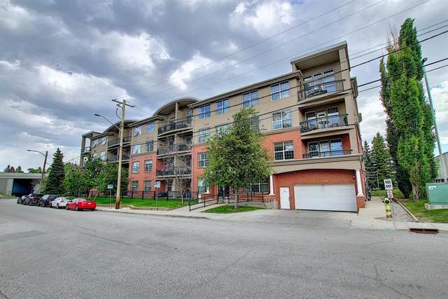 495 78 Avenue SW #303, Calgary, AB T2V 5K5 (#A1120349) :: Calgary Homefinders