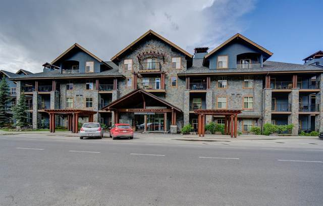 1818 Mountain Avenue #307, Canmore, AB T1W 3M3 (#A1120351) :: Calgary Homefinders