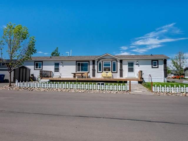 4002 Seasons Boulevard, Coaldale, AB T1M 0C6 (#A1120375) :: Greater Calgary Real Estate