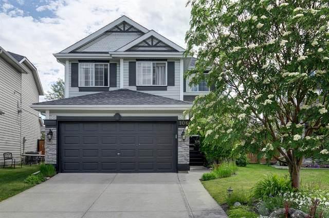 106 Chaparral Park SE, Calgary, AB T2X 3W9 (#A1120385) :: Western Elite Real Estate Group