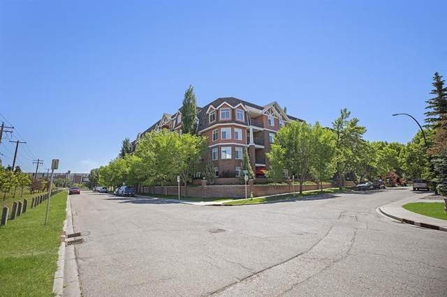 59 22 Avenue SW #315, Calgary, AB T2S 3C7 (#A1120390) :: Western Elite Real Estate Group