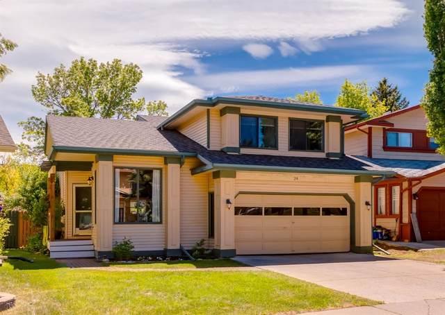 24 Sunhaven Way SE, Calgary, AB T2X 2N3 (#A1120405) :: Western Elite Real Estate Group