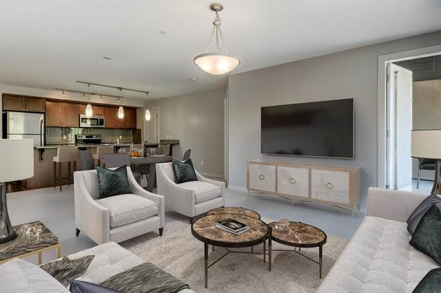 103 Valley Ridge Manor NW #205, Calgary, AB T3B 6C5 (#A1120409) :: Calgary Homefinders