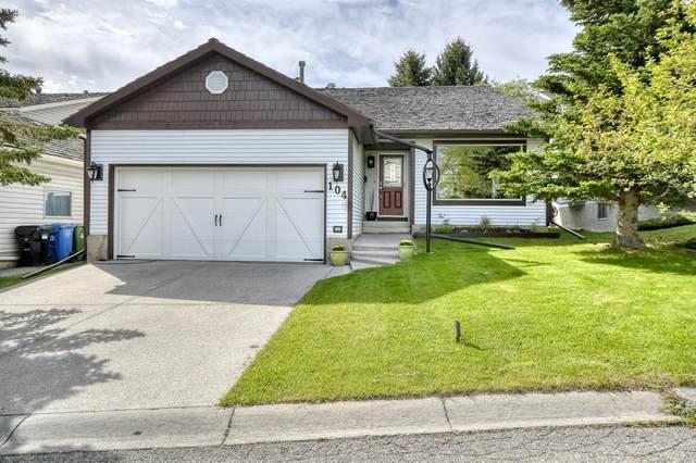 104 Stratton Hill Rise SW, Calgary, AB T3H 1X8 (#A1120413) :: Calgary Homefinders