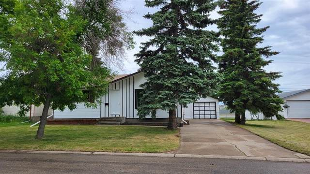 11115 92A Street, Grande Prairie, AB T8V 3M4 (#A1120425) :: Calgary Homefinders