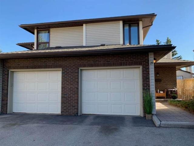76 Cedardale Crescent SW #27, Calgary, AB T2W 3Z5 (#A1120461) :: Greater Calgary Real Estate