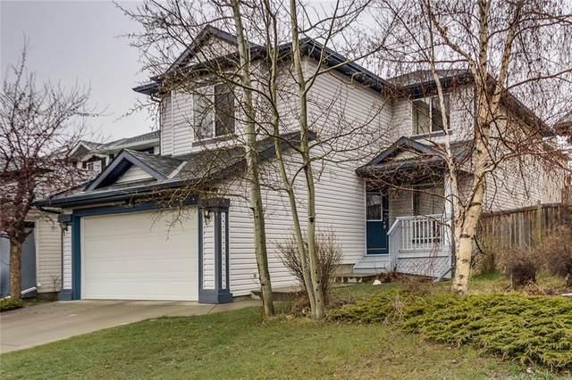 841 Citadel Way NW, Calgary, AB T3G 4Y1 (#A1120472) :: Calgary Homefinders