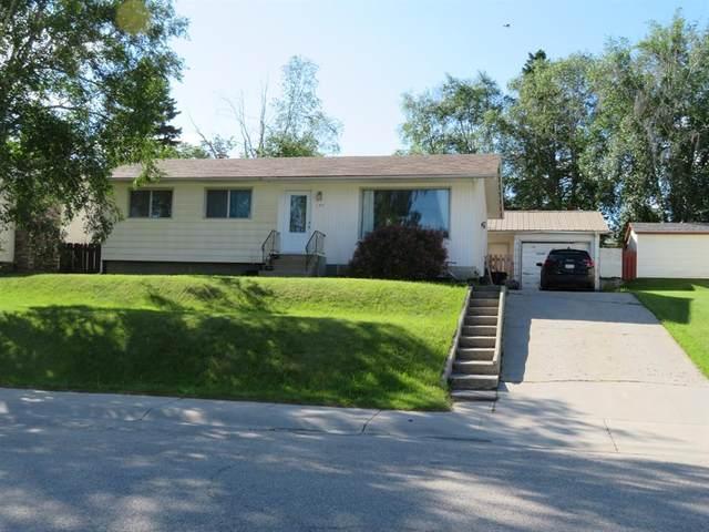127 Bliss Avenue, Hinton, AB T7V 1B7 (#A1120477) :: Calgary Homefinders