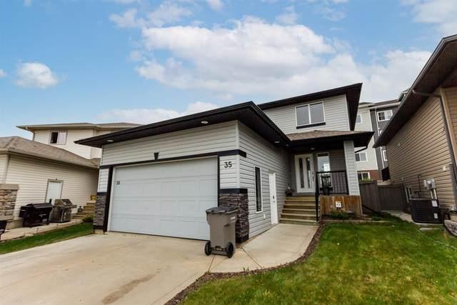 35 Pinnacle Road, Grande Prairie, AB T8W 0A9 (#A1120499) :: Western Elite Real Estate Group