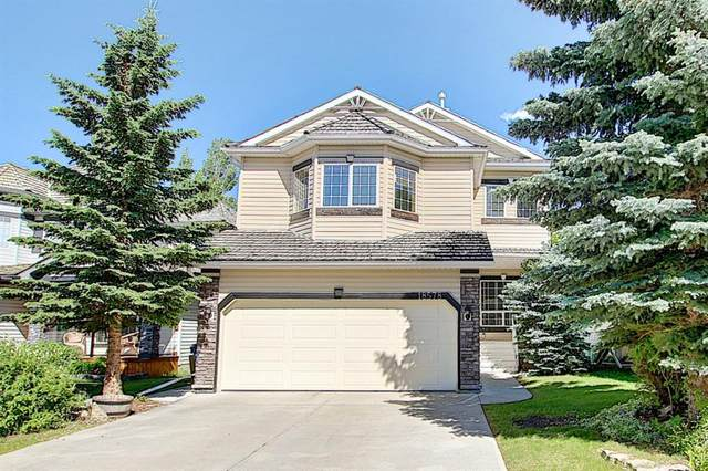 18578 Chaparral Manor SE, Calgary, AB T2X 3L3 (#A1120584) :: Western Elite Real Estate Group