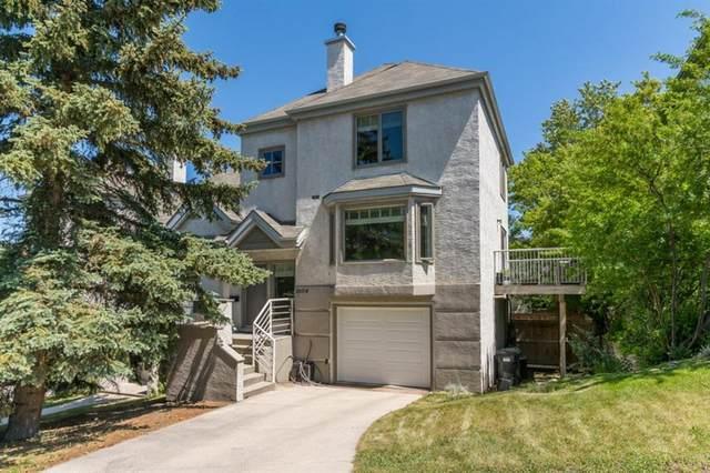 1604 16 Street SW, Calgary, AB T3C 1G8 (#A1120608) :: Calgary Homefinders