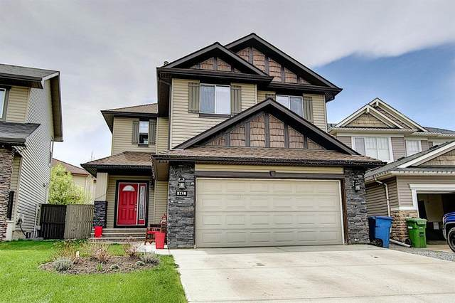 142 Coopers Bay SW, Airdrie, AB T4B 3K2 (#A1120620) :: Calgary Homefinders