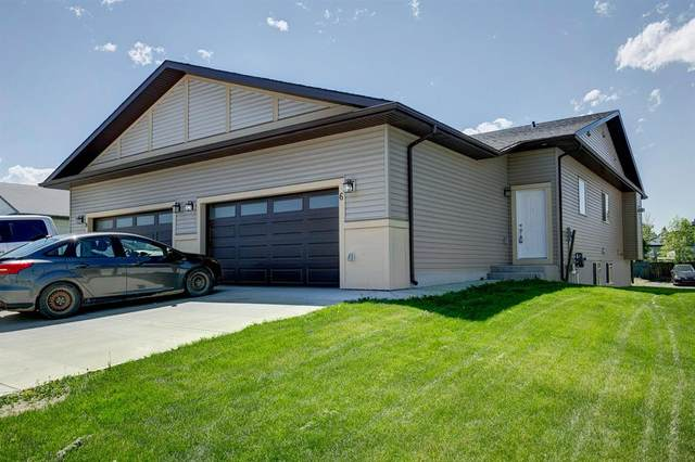 6 West Mcdonald Place, Cochrane, AB T4C 1L8 (#A1120632) :: Calgary Homefinders