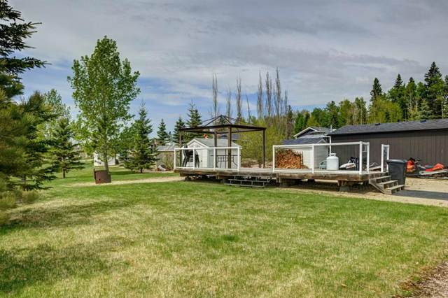 10042 Township Road 422 #140, Parkland Beach, AB T4J 1V9 (#A1120643) :: Greater Calgary Real Estate