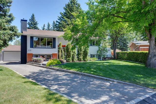 212 Oakhill Place SW, Calgary, AB T2V 3X4 (#A1120649) :: Western Elite Real Estate Group