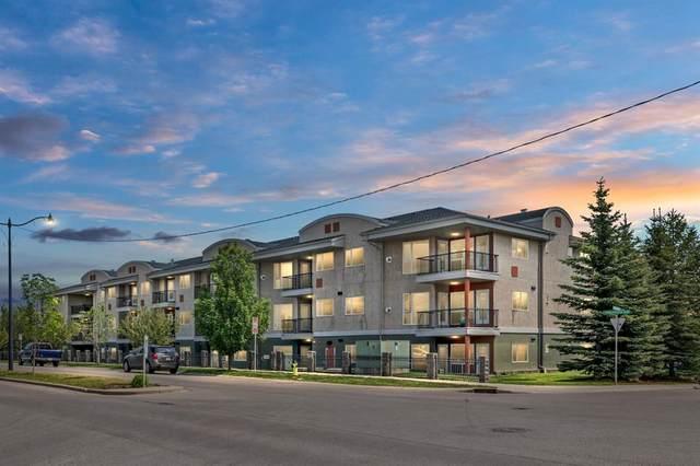 69 Springborough Court SW #343, Calgary, AB T3H 5V5 (#A1120665) :: Calgary Homefinders