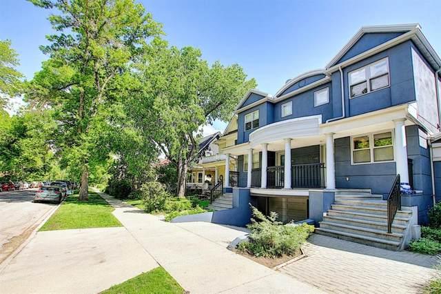 1625 15 Avenue SW #102, Calgary, AB T3C 0Y3 (#A1120668) :: Western Elite Real Estate Group