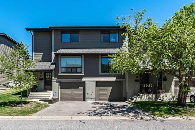 5019 46 Avenue SW #37, Calgary, AB T3E 6R1 (#A1120688) :: Calgary Homefinders